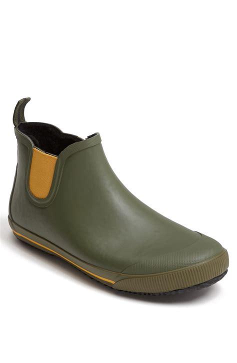 boot shoes tretorn str 229 la vinter boot in green for