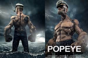 Popeye Movie by Popeye Is A 3d Animation Movie Media4news Com