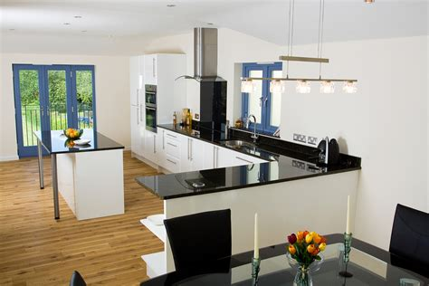 Best Modern Kitchen Designs White And Black Kitchen Ideas Decobizz