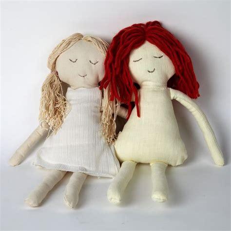 rag doll how to make make a mini me diy rag doll step by step guide