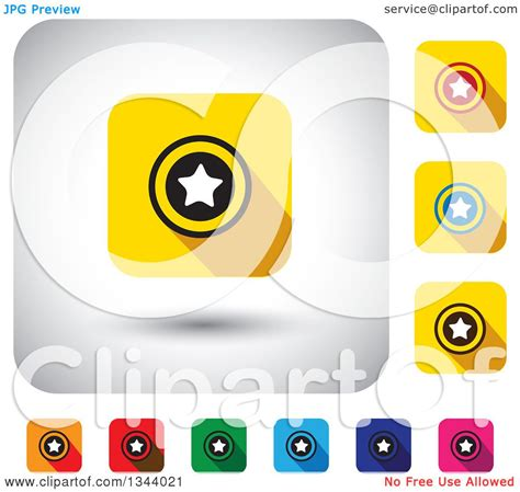 Lovely Christmas Photo Apps Free #4: Clipart-Of-Rounded-Corner-Square-Star-App-Icon-Design-Elements-Royalty-Free-Vector-Illustration-10241344021.jpg