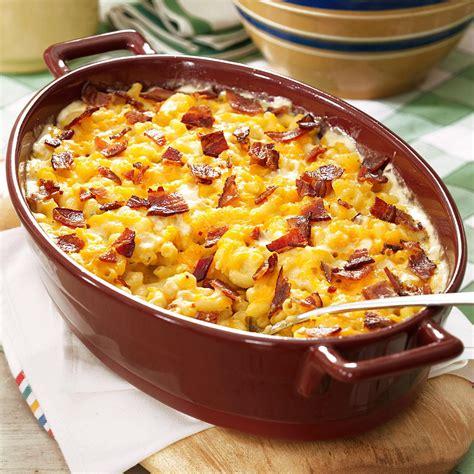 gourmet mac and cheese recipe beer macaroni cheese recipe taste of home
