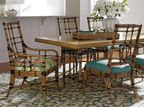 tommy bahama dining room set tommy bahama twin palms dining room set toseaviewdinset