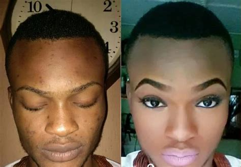 makeup for feminine men these 4 men wearing feminine makeup will prove to you that