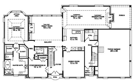 georgian floor plans fidelle luxury georgian home plan 087s 0007 house plans and more