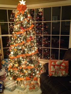 tabletop tn volunteer christmas tree tn vol tree in the office at my house tree and