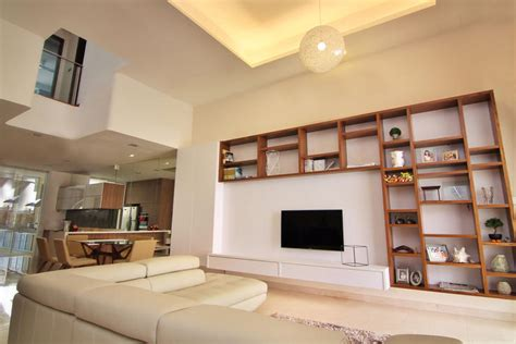 Modern Chinese Altar Designs For Home by 10 Elegantly Clean Cut Tv Console And Feature Wall Design