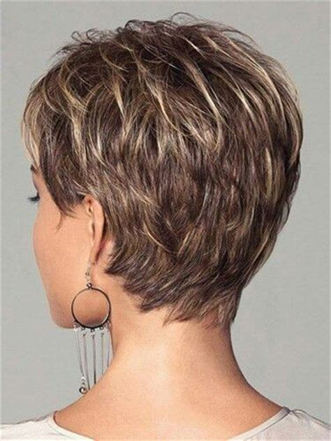 lady neck hair best 25 short highlighted hairstyles ideas on pinterest