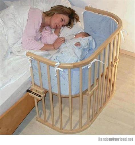 in bed crib the bed crib it pretty much solves everything