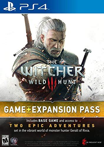 Kaset Ps4 The Witcher 3 Hunt Complete Edition the witcher 3 hunt complete edition ps4 digital code