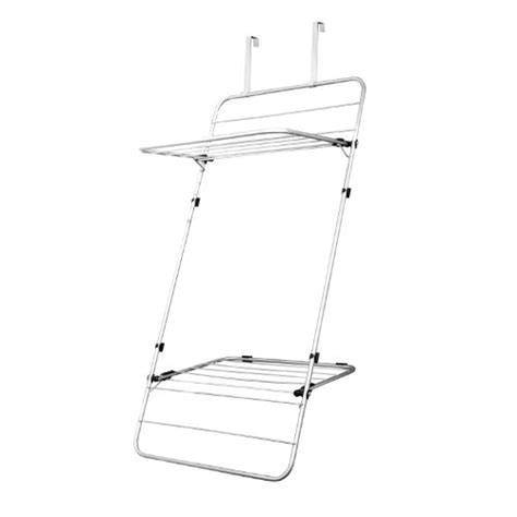 clothes airer minky door or wall mounted indoor drying