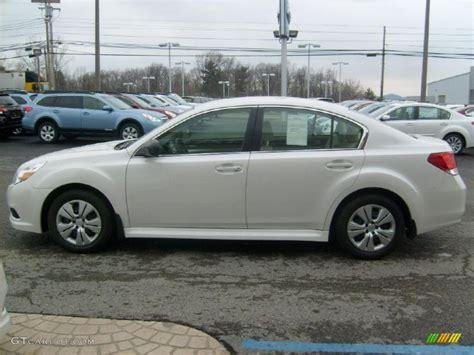 subaru legacy white satin white pearl 2010 subaru legacy 2 5i sedan exterior