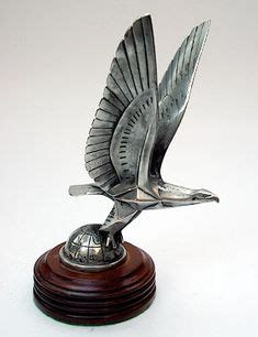 deco car mascots by coudray bronze c 1910 mascot deco ornaments and what they sit on