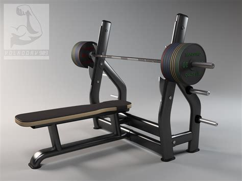 bench press modells bench press max