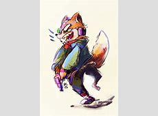 fox mccloud on Tumblr Algy