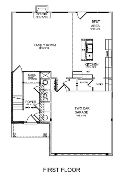 ball homes floor plans ball homes anderson floor plan