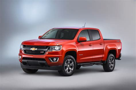 2016 chevy colorado pick up 2016 chevrolet colorado diesel unveiled gm authority