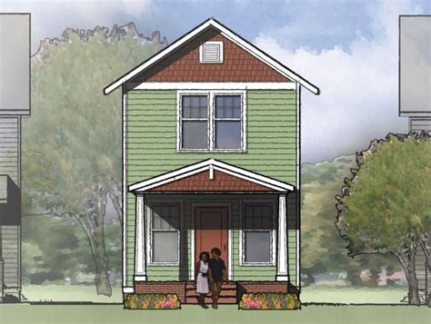 2 Story Small House Plans Norwood I Prairie Floor Plan Tightlines Designs