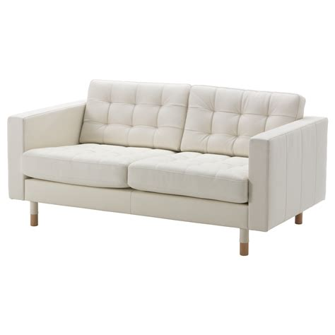 karlstad fauteuil leer white leather sofa ikea captivating white leather couch