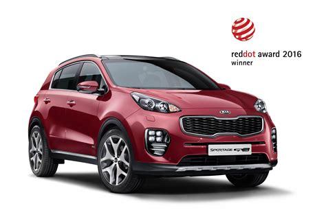 Kia Nz Kia Optima Sportage Win Design Awards 183 New Suvs Cars