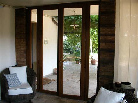 verande pvc verande in pvc finstral effetto legno bernocchi infissi