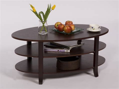 oval coffee table espresso espresso coffee table design images photos pictures
