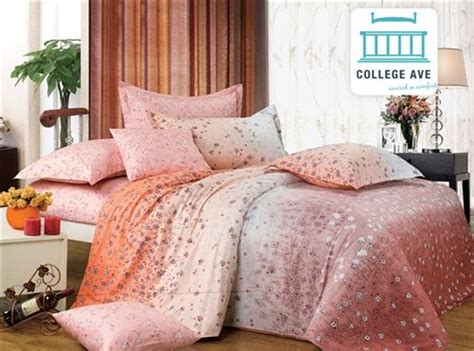 twin xl comforters for college twin xl student and dorm bedding on pinterest