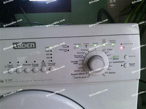 forum lave linge congelateur tiroir