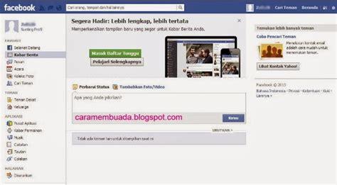 cara membuat facebook jadi halaman daftar facebook baru cara membuat akun di facebook fb 2016