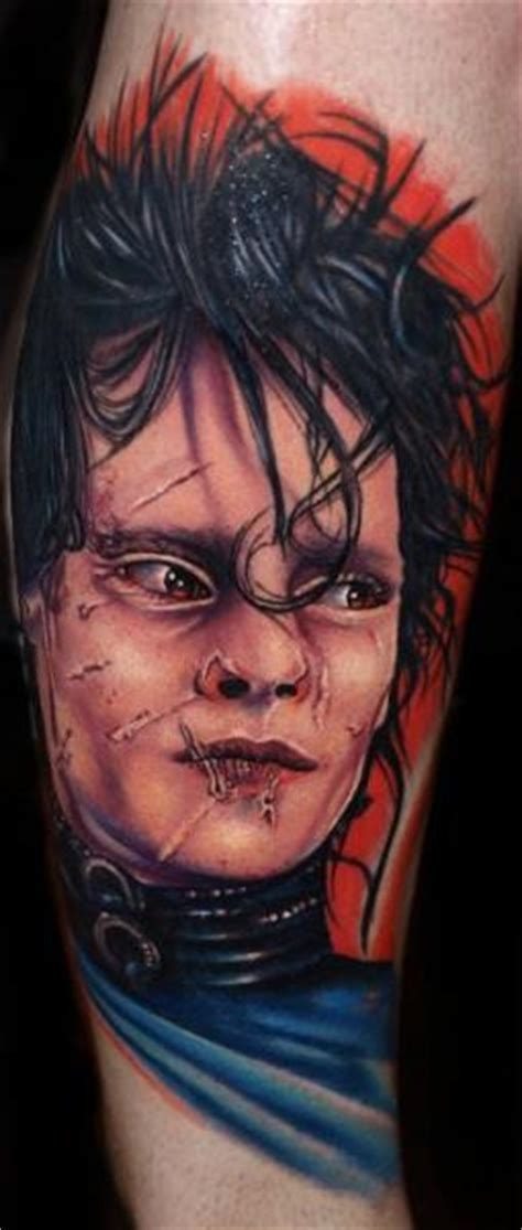 tattoo prices brton arm portrait tim burton tattoo by tattoo by roman