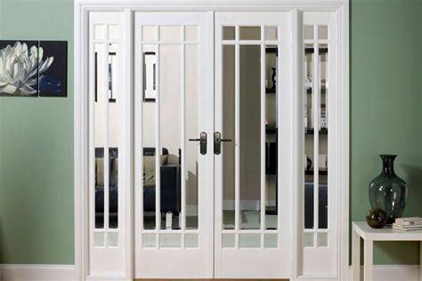 model pintu minimalis aluminium kaca besi kayu