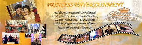 Weddingku Entertainment by Princess Entertainment Weddingku
