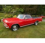 1966 Chevrolet El Camino 327 4 Speed  Muscle Car