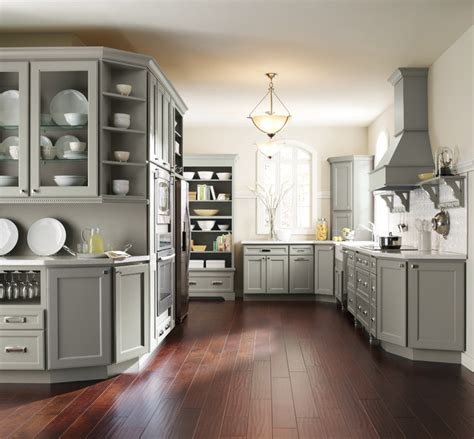 Houzz Grey Kitchen Cabinets Gray Kitchen Cabinets Kitchen Other Metro By