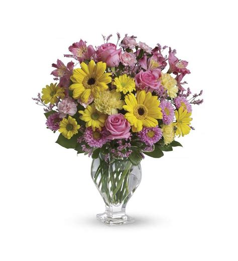 s day bouquet teleflora s dazzling day bouquet t21 1a 68 36