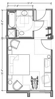 Hotel Room Floor Plan by Gallery For Gt Hotel Room Floor Plan Dimensions