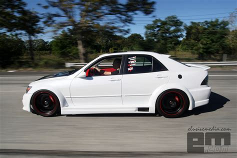 widebody lexus is300 nj 800rwhp show track widebody turbo lexus is300 pics