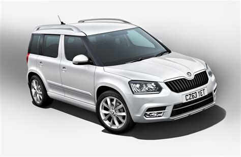 skoda yeti off 2014 skoda yeti uk pricing announced