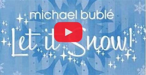 let is snow testo una canzone di natale al giorno quot let it snow quot cantata da