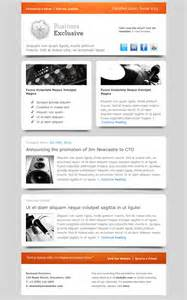 best newsletter template 10 best email newsletter templates for your business