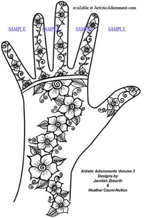 design pattern exercises easy henna flower design free mehndi pattern beads