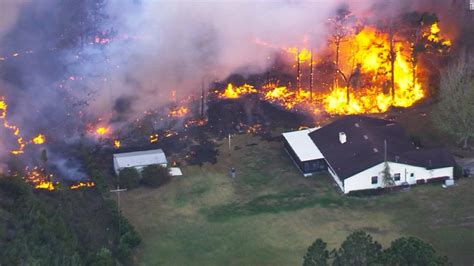 florida wildfires the week in 29 photos