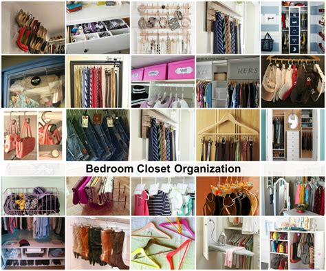 Bedroom Closet Organization by Bedroom Closet Organization Ideas Usefuldiy