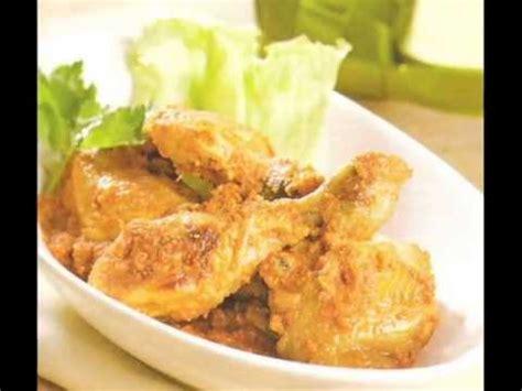 youtube membuat rolade ayam rendang ayam resep rendang ayam cara membuat rendang
