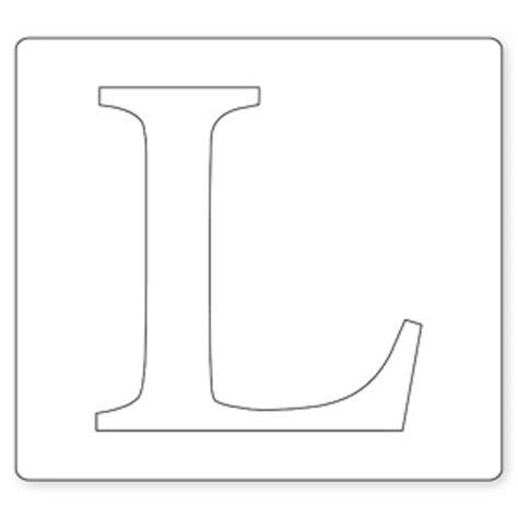 Letter L Crafts Preschool And Kindergarten Letter L Template