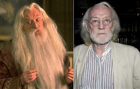 actor gandalf y dumbledore richard harris dumbledore www pixshark images
