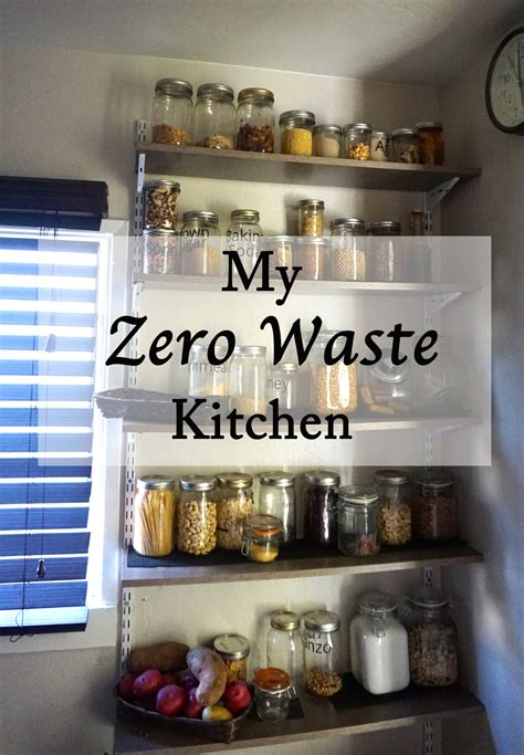 My Zero Waste Kitchen   Going Zero Waste