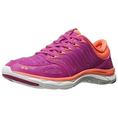 athletic shoes with memory foam ryka 9383 womens flora mesh memory foam athletic walking