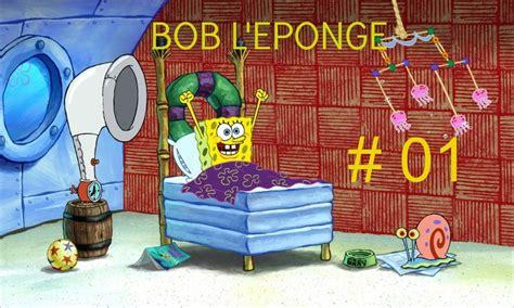 spongebob in bed bob l 233 ponge 233 pisode 1 let s play solo youtube