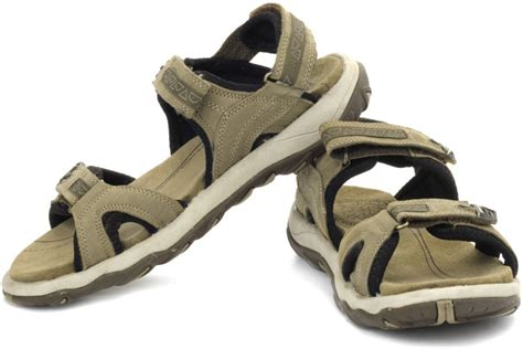 woodland khaki sports sandals buy khaki color